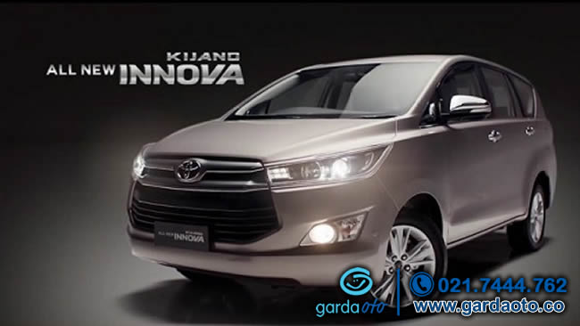 Toyota Kijang Inova All New Q AT Diesel
