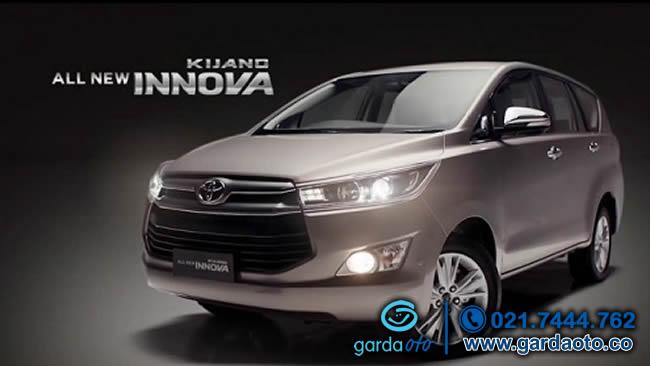 Simulasi Asuransi Garda Oto : Toyota / Kijang Inova / All new Q A/T Diesel