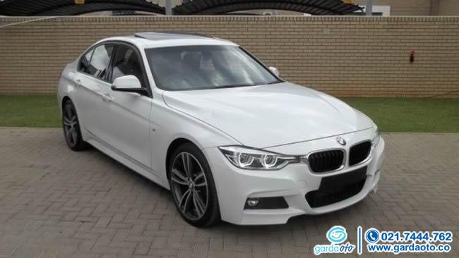 Simulasi Asuransi Garda Oto : BMW 320i SPORT LINE AT