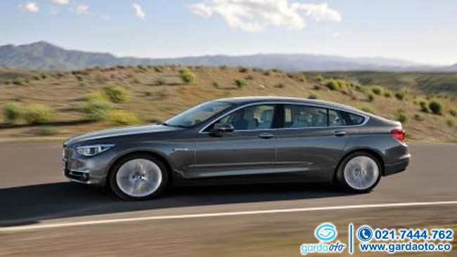Simulasi Asuransi Garda Oto : BMW 535i GRAN TURISMO