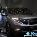 mobil Honda All-New CR-V