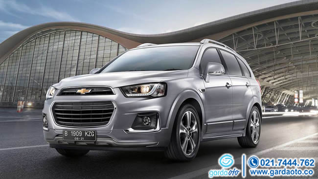 CHEVROLET CAPTIVA ALL NEW LTZ 2.0 4X2