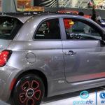 FIAT 500 POP ART EDITION